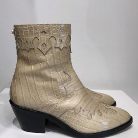 COWBOY BOOTS OFF WHITE AUGUSTE