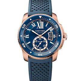 Calibre de Cartier Diver Watch, 42MM