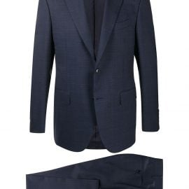 Canali single breasted suit - Blue