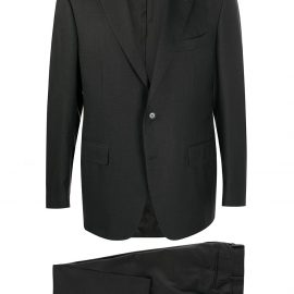 Canali two-piece tailored suit - Grey