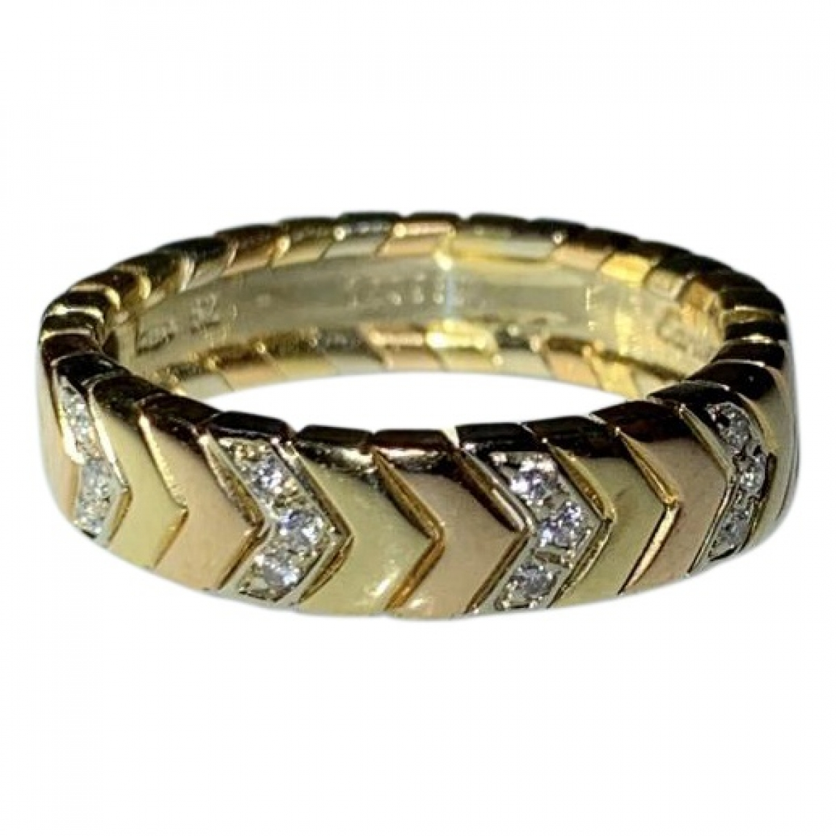 Cartier N Yellow gold Ring for Women