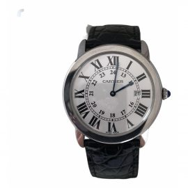 Cartier Ronde Solo watch