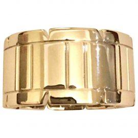 Cartier Tank Française white gold jewellery