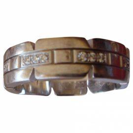 Cartier Tank Grey White gold Ring for Women
