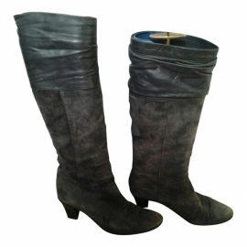 Celine Claude riding boots