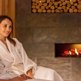 Champneys Overnight Spa Break with Dining for Two