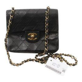 Chanel Flap bag Shoulder Bag, Black