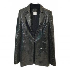 Chanel Glitter blazer