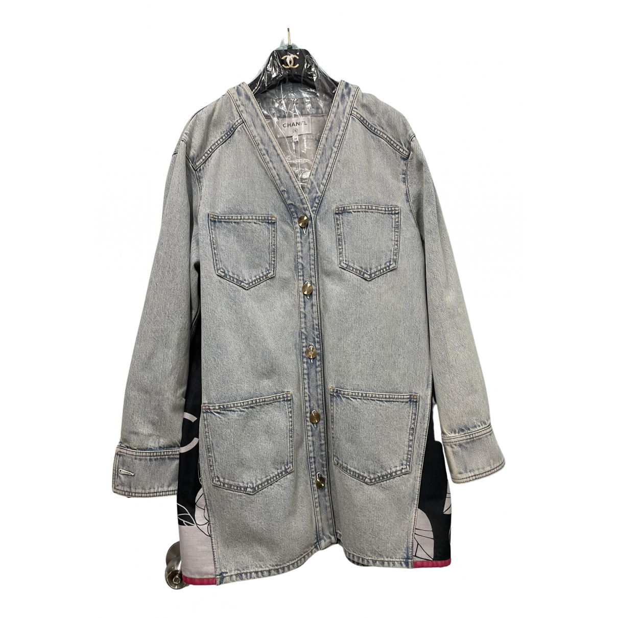 Chanel N Blue Denim - Jeans Jacket for Women