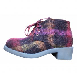 Chanel N Multicolour Cloth Ankle boots for Women