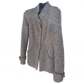 Chanel N Multicolour Tweed Jacket for Women