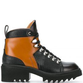 Chloé Bella boots - CANTON BROWN 213