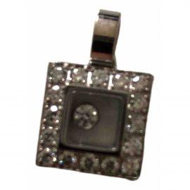 Chopard Happy Diamonds Silver White gold Pendant for Women