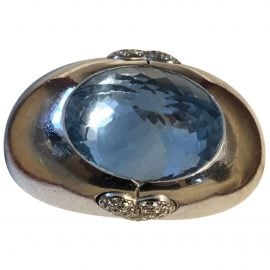 Chopard blue White gold Rings