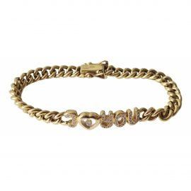 Chopard gold Yellow gold Bracelets