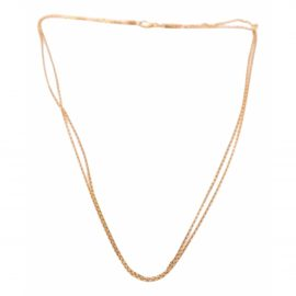 Chopard pink Pink gold Necklaces