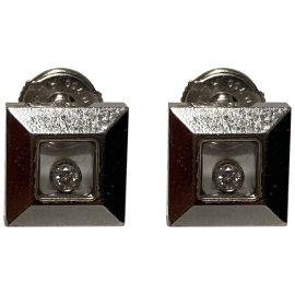 Chopard silver White gold Earrings