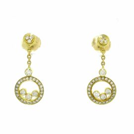 Chopard yellow Yellow gold Earrings