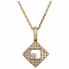 Chopard yellow Yellow gold Necklaces