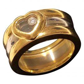 Chopard yellow Yellow gold Rings
