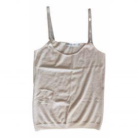Christian Dior Cashmere camisole