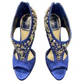 Christian Dior Cloth sandals