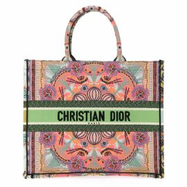 Christian Dior Cloth tote