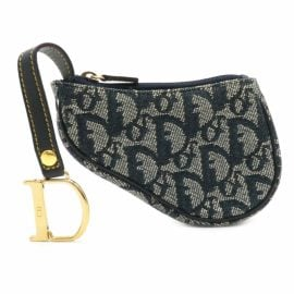 Christian Dior Cloth wallet