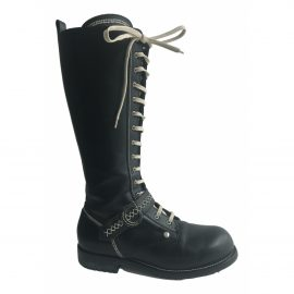 Christian Dior Leather riding boots