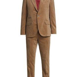 Classic Corduroy Suit