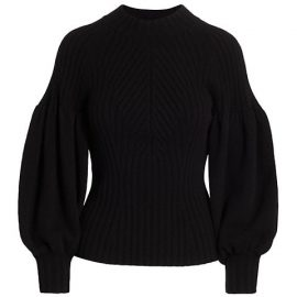 Concert Ribbed Cashmere Sweater