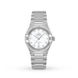 Constellation Manhattan Co-Axial 29mm Ladies Watch