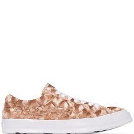 Converse Gold le Fleur sneakers - Brown