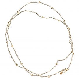 Crivelli N White gold Necklace for Women