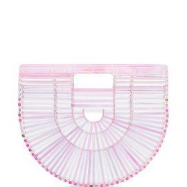 Cult Gaia Ark small tote bag - Pink