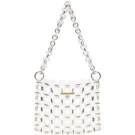 Cult Gaia Jasmin disc shoulder bag - Neutrals