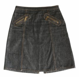 D&g N Black Denim - Jeans Skirt for Women