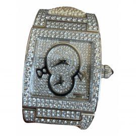 De Grisogono White gold watch