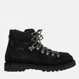 Diemme Women's Roccia Vet Suede Hiking Style Boots - Black