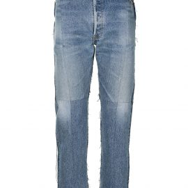 Diesel Red Tag x Readymade straight-leg jeans - Blue