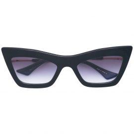 Dita Eyewear cat-eyed sunglasses - Black