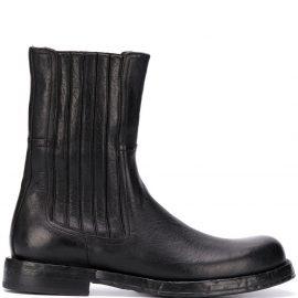 Dolce & Gabbana Perugino Chelsea boots - Black