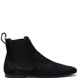 Dolce & Gabbana pony-style Chelsea boots - Black