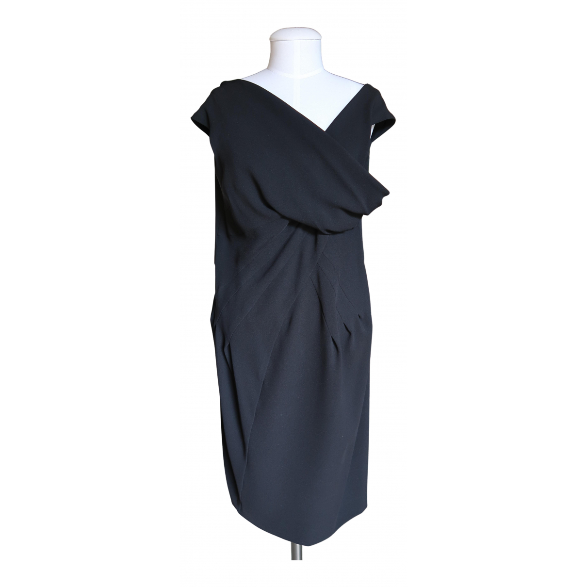Donna Karan N Black Dress for Women