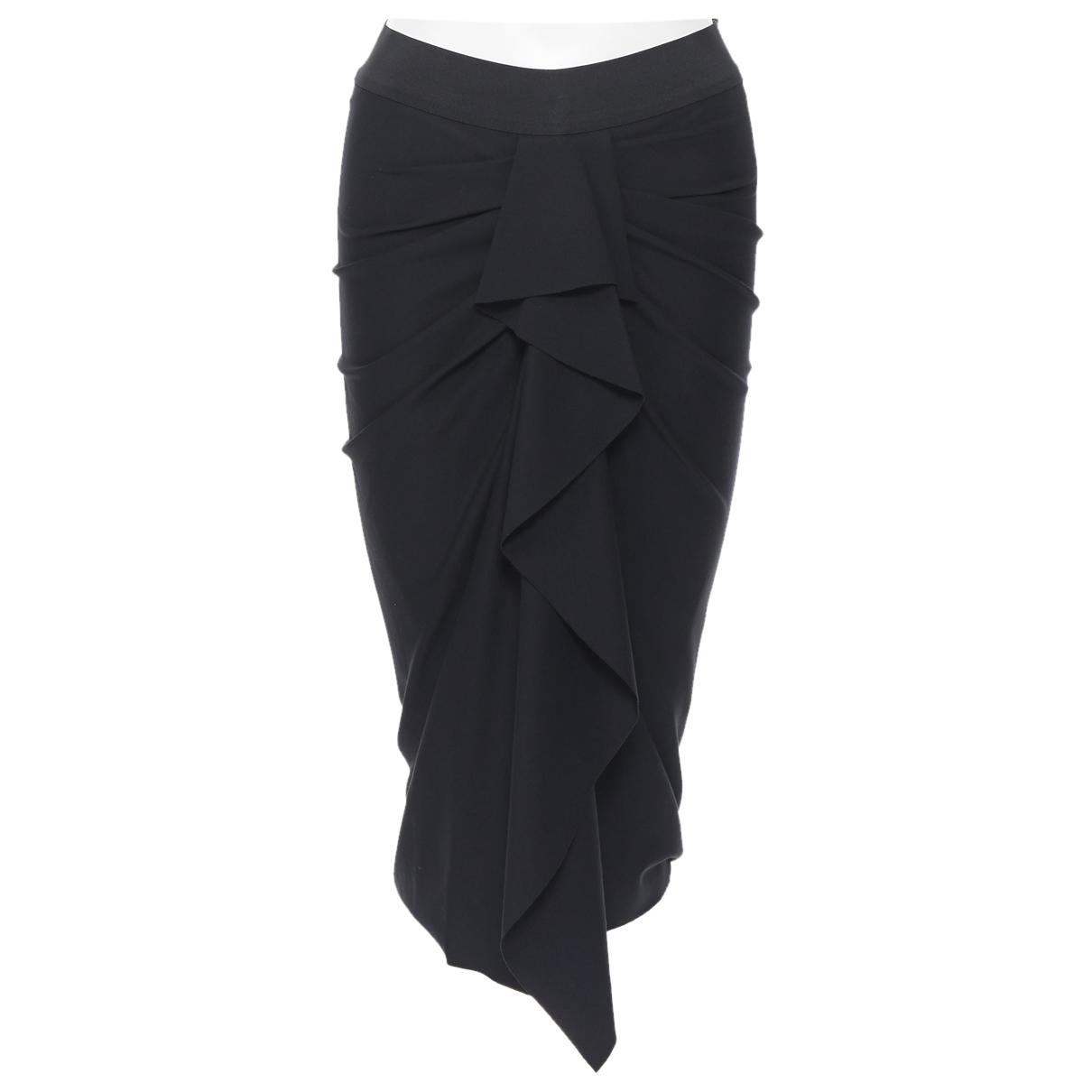 Donna Karan N Black Skirt for Women