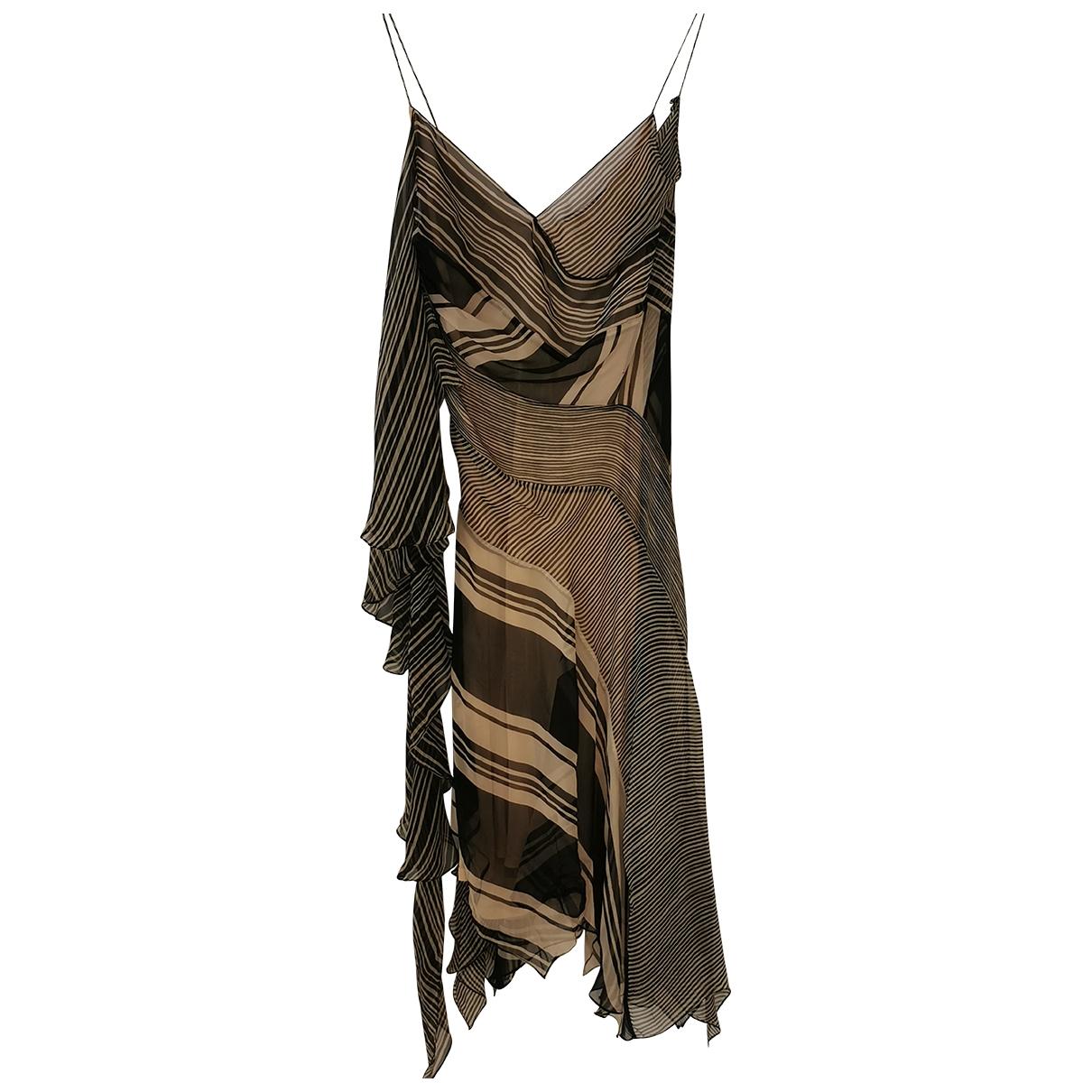 Donna Karan N Silk Dress for Women