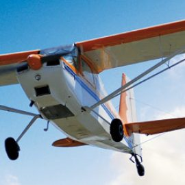 Double Land Away Flying Lesson in Bedfordshire