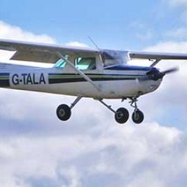 Double Land Away Flying Lesson in Blackpool