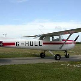Double Land Away Flying Lesson in Gloucestershire