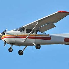 Double Land Away Flying Lesson in Lancashire